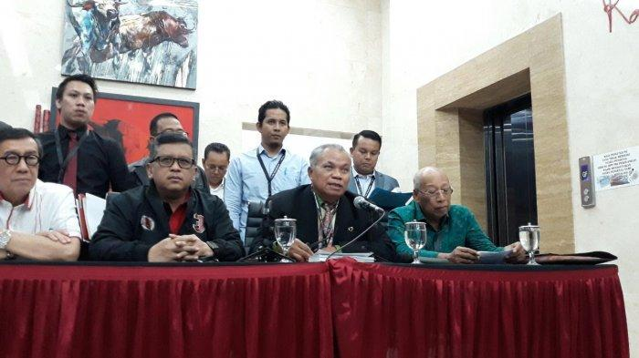 Tim Hukum Tegaskan PDIP Hanya Ajukan Penetapan Calon Terpilih ke KPU, Bukan PAW