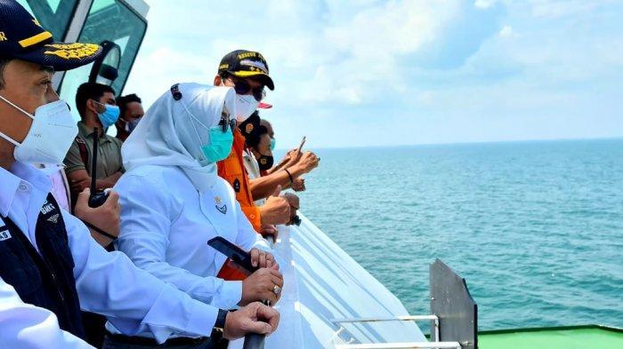 Berdoa di Lokasi Kecelakaan Sriwijaya Air, PDIP Apresiasi Kerja Keras Tim Penyelamat dan Penyelam