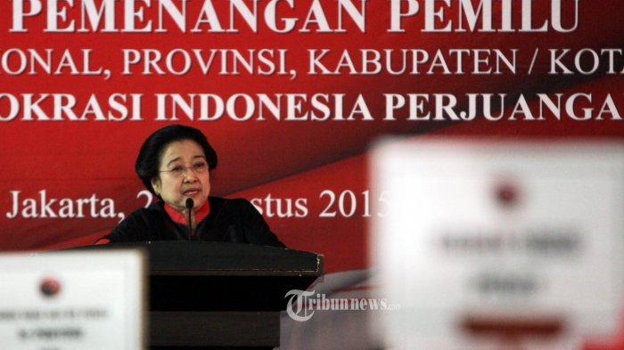Pagi Ini Megawati Hadiri Acara Bedah Buku Revolusi Pancasila Karya Yudi Latif