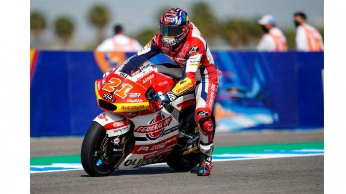 Akhir Pekan Gemilang Fabio Di Giannantonio, Apik di Kualifikasi, Federal Oil Gresini Juara di Jerez