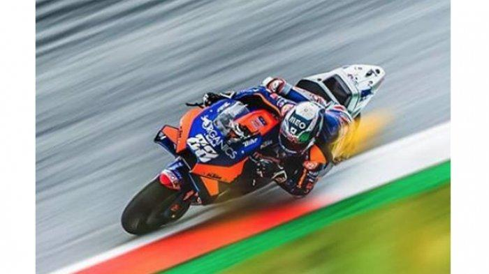 Pebalap MotoGP Miguel Oliveira.