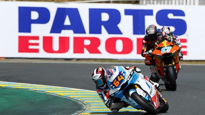 Finis ke-5 di Moto2 Prancis Seusai Operasi, Bo Bendsneyder Dipuji Bos Pertamina Mandalika SAG Team