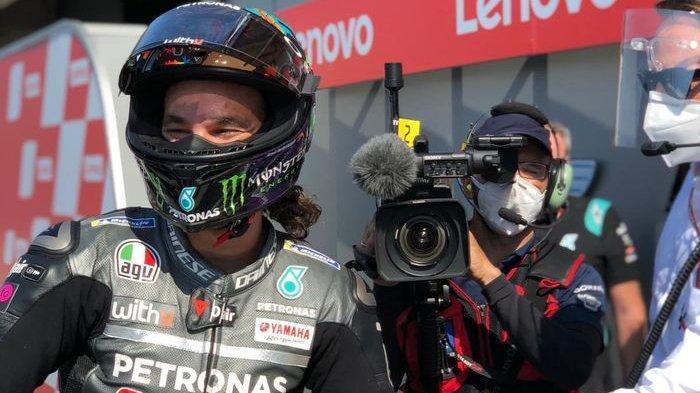Kemenangan Franco Morbidelli Perpanjang Rekor Pole Sitter Tak Bisa Menang di Sirkuit Misano