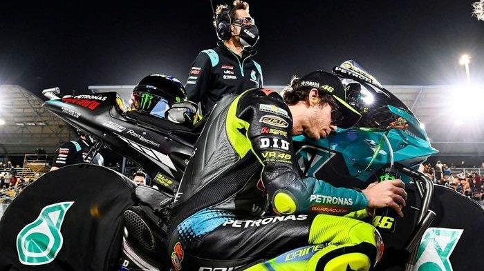 Valentino Rossi Kalang Kabut di Dua Seri MotoGP 2021, The Doctor Belum Lepas dari Masalah