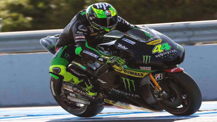 Pebalap tim Monster Tech 3 Yamaha, Pol Espargaro.