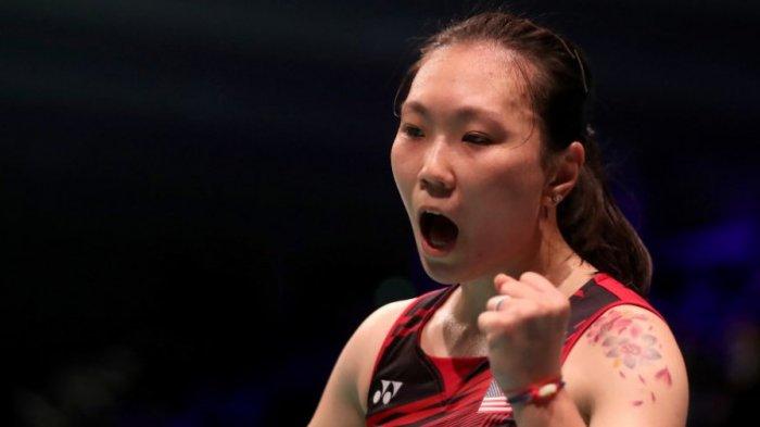 Hasil Fuzhou China Open 2019 - Taklukan Wakil Amerika, Indonesia Loloskan Wakil ke Babak Kedua