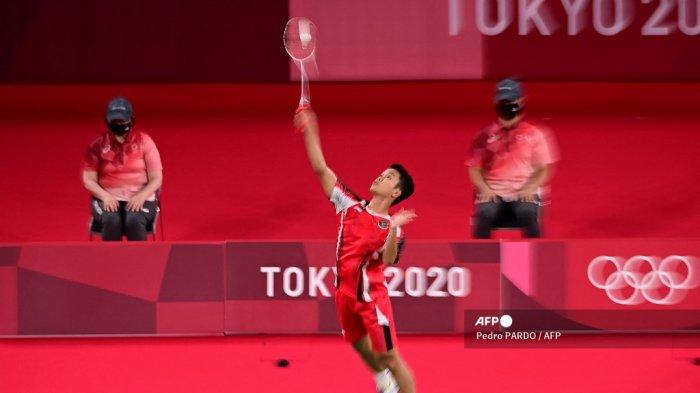 Anthony Ginting Bongkar Kunci Sukses Libas Antonsen, Chen Long Tunggu Wakil Indonesia di Semifinal