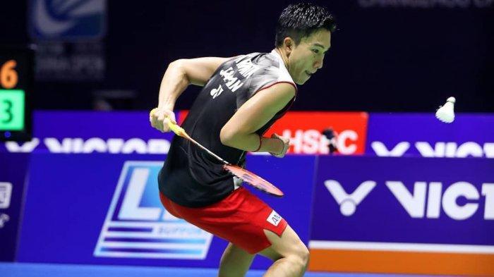 Perasaan Campur Aduk Kento Momota Tatap Olimpiade Tokyo Tahun Depan