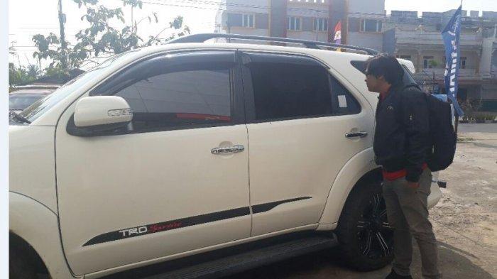 Modus Pecahkan Kaca Mobil, Uang Rp 450 Juta Milik Juragan Karet Digondol Maling