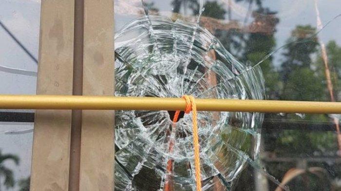 Polisi: Peluru yang Menembus Rumah Jazuli Dari Senjata Brimob