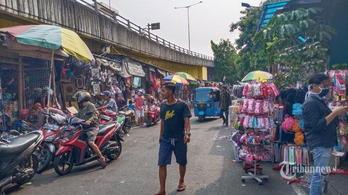 Mayoritas Warga DKI Setuju PSBB Kembali Diberlakukan