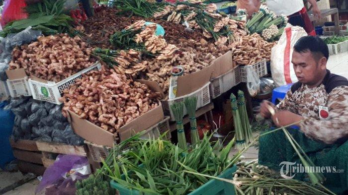Pedagang Pasar Terdampak Wabah Corona, Asosiasi Minta Pemerintah Kucurkan Stimulus