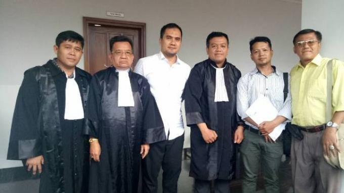 Sidang Dugaan Suap Saipul Jamil, Kuasa Hukum: Samsul yang Berinisiatif Beri Uang ke Berthalia