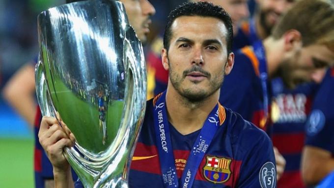Manchester United dan Chelsea Rebutan Pedro Rodriguez