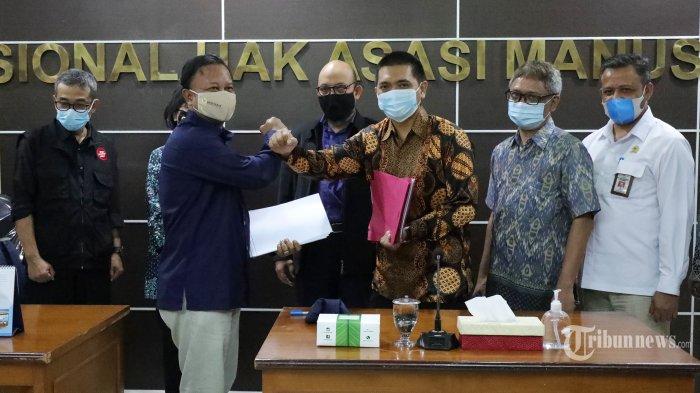 Pimpinan KPK Diminta Tunggu Hasil Penyelidikan Komnas HAM Terkait Alih Status 75 Pegawai KPK
