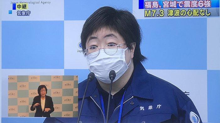 80 Orang Cedera, Pembangkit Nuklir Fukushima Jepang Aman, Jalan Tol Joban Tohoku Ditutup Satu Jalur