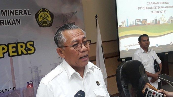 Penggunaan Listrik Masyarakat Indonesia Masih Kalah dengan Malaysia dan Singapura