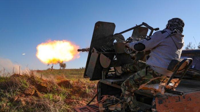 Inggris Habiskan Ratusan Juta Pound Bantu Kelompok Pemberontak Suriah