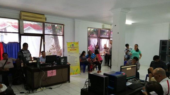 Pengunjung PKN Revolusi Mental 2018 Ramaikan Stand Layanan Publik dan Pemutaran Film Inspiratif