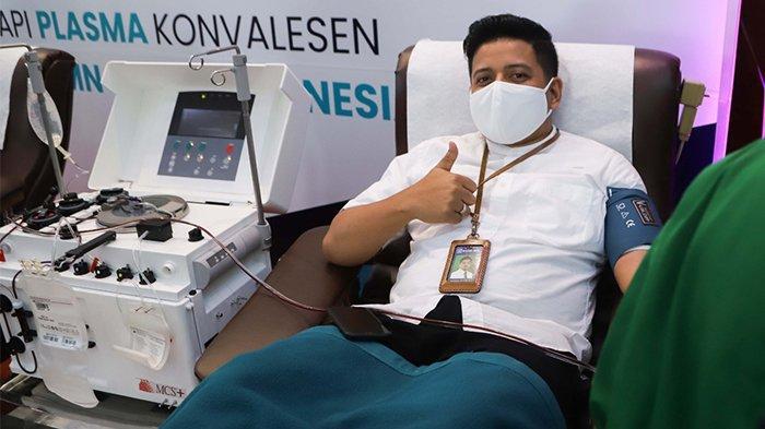 Kemenkes Minta Rumah Sakit Siapkan Pendonor Plasma Konvalesen