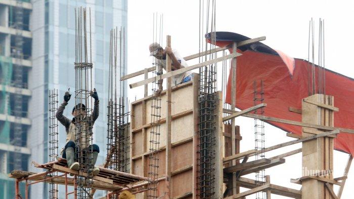 Ada PSBB, Pengerjaan Proyek Konstruksi di Jakarta Tetap Berjalan