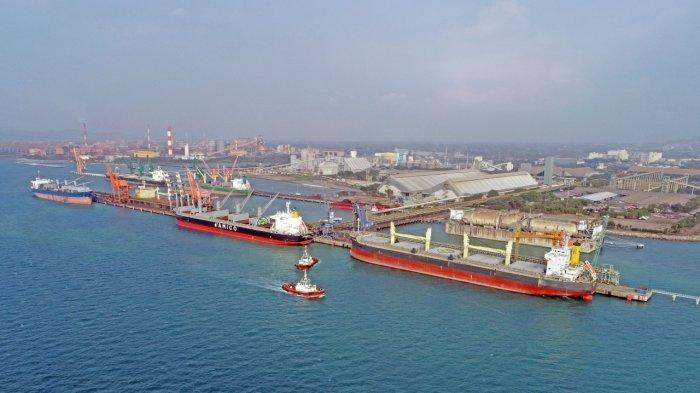 KBS Ingin Perkuat Hub Logistik Nasional Ujung Barat Pulau Jawa dan Pulau Sumatera