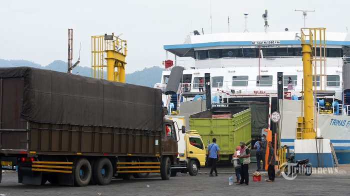 Hanya 3 Dermaga di Penyeberangan Merak yang Beroperasi Selama Masa Larangan Mudik