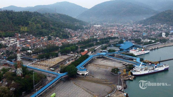 Update, Ada Larangan Mudik, Pelabuhan Merak Hanya Operasikan 2 Dermaga untuk Logistik