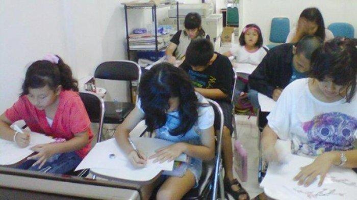 Para pelajar Pandan College (www.pandan.ac.id) yang ingin belajar ke Jepang