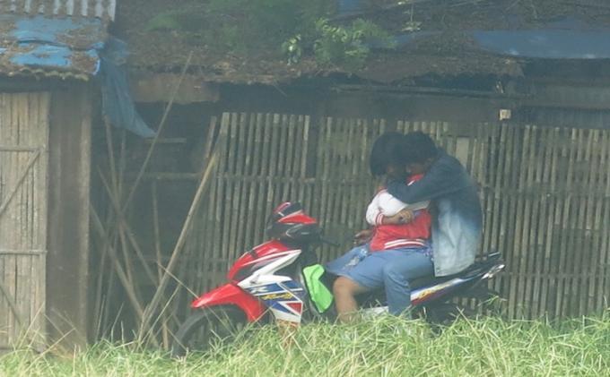 Pelajar Mesum di Pinggir Pantai 'Digerebek' Polisi