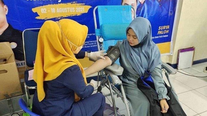 Prananda Apresiasi Pedonor yang Berpartisipasi dalam Program Pemuda Siaga Pandemi