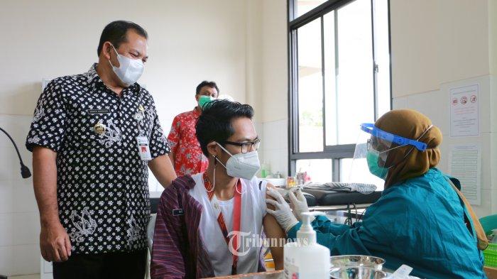 Klaster Aerobik dan Dharma Wanita di Kabupaten Tegal Tularkan Covid -19 ke 50 Orang, Satu Meninggal