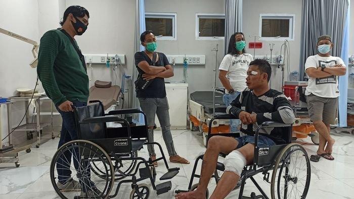 Korban Jambret Doakan Pelaku yang Tertembak Itu Cepat Sembuh dan Bertobat