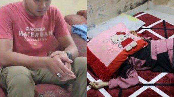Pelaku - Mahasiswi di Makassar, Asmaul Husna, ditemukan telah menjadi mayat di kamar di Jl di Perumahan Citra Elok, Kelurahan Tamangapa, Kecamatan Manggala .