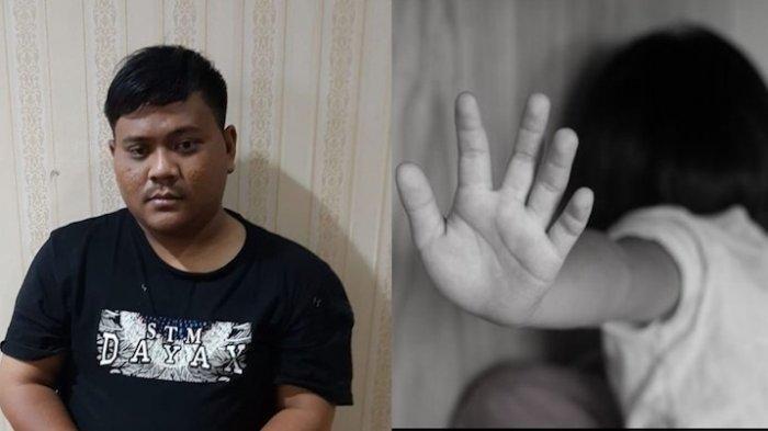Mengaku Karyawan TV Swasta, Pria Ini Cabuli Bocah di Pondok Aren, Korban Diimingi Hadiah