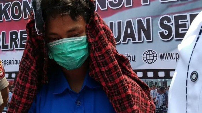 Kuli Bangunan Ditangkap Polisi Akibat Lecehkan Seorang Pelajar di Pulau Tidung, Ini Pengakuannya