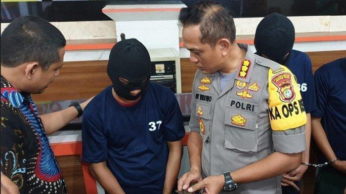 Polisi Berhasil Bongkar Kasus Pencurian di Indekos Daerah Duren Sawit