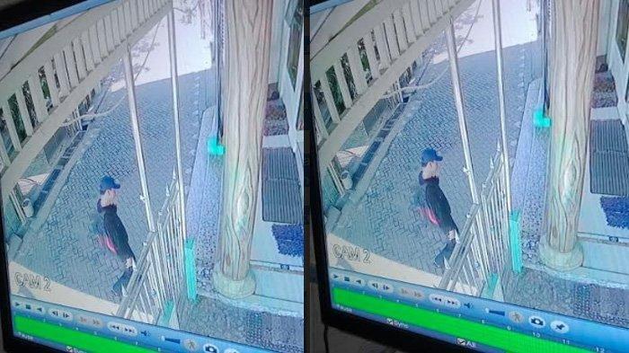 Kuras Kotak Amal Musala di Sidoarjo, Aksi Pria Bertopi Terekam CCTV: Kepergok Warga Begini Aktingnya