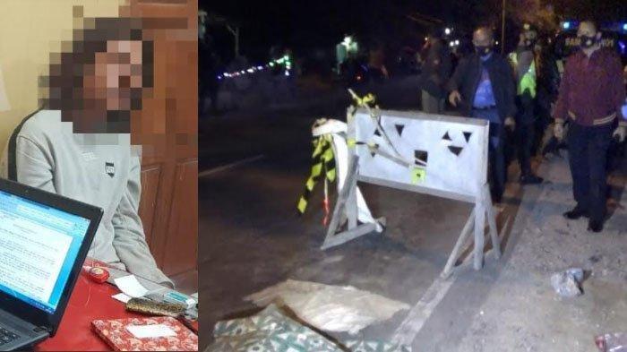 Suyitno Kepruk Kepala Ismail Hingga Tewas Karena Tersinggung Saat Minum di Warung Tuak