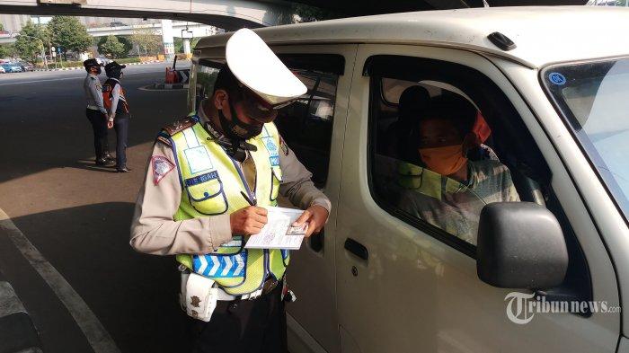 Sanksi Pelanggar Protokol Kesehatan PSBB DKI Jakarta: 4 Kali Tak Pakai Masker, Didenda Rp 1 Juta
