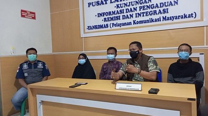 Bebas Setelah Dikurung 3 Hari Karena Melanggar PPKM, Asep Imbau Masyarakat Patuhi Aturan
