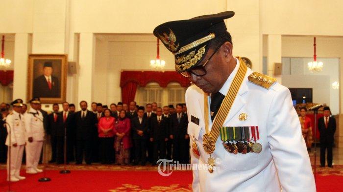 Gubernur Sulsel Ditangkap KPK Bersama 5 Orang