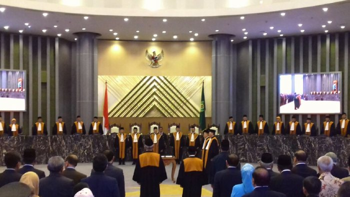 13 Calon Hakim Agung Kamar Perdata Lolos Seleksi Kualitas