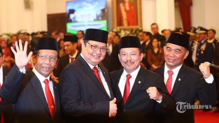 Reshuffle Kabinet Jokowi: 15 Menteri Layak Diganti Menurut IPO hingga Kata Pengamat