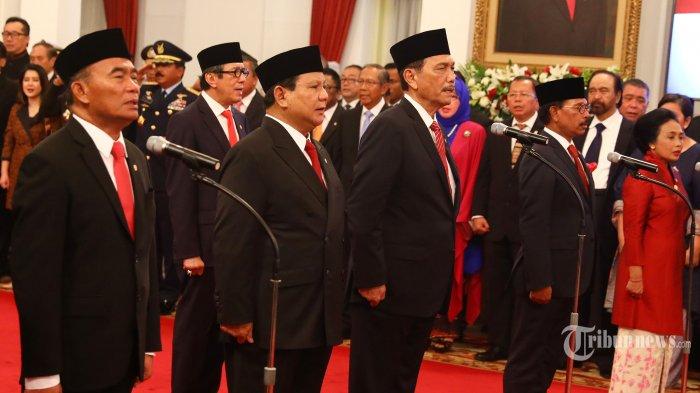 Prabowo jadi Menteri Pertahanan, PAN Kaget, Ini Tanggapan PKS