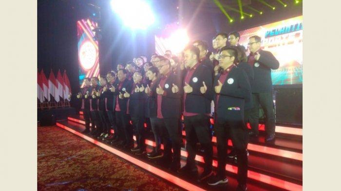 Pengurus Besar Esports Indonesia Resmi Dilantik