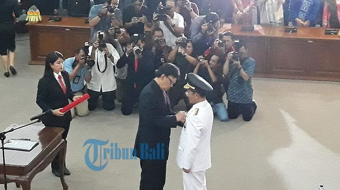 Staf Ahli Menteri Bidang Ekonomi dan Pembangunan, Hamdani Jadi Penjabat Gubernur Bali
