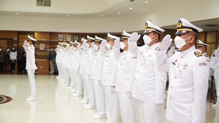 Dukung Keselamatan dan Keamanan Pelayaran, 48 Orang Perwira Pandu Tingkat II Dilantik