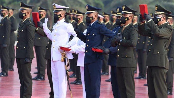 Panglima TNI: Sehebat Apapun Teknologi Alutsista, Faktor Utama Tetap 'The Man Behind The Gun'