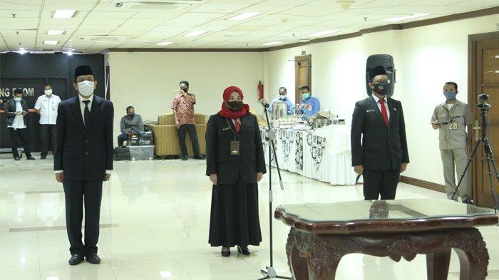 Sekjen DPD RI Lantik Lima Pejabat Fungsional